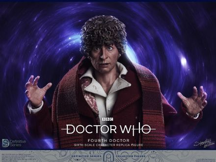 Big Chief Studios Doctor Who Definitive Series Fourth Doctor (Tom Baker) Ltd Ed. 1/6 Scale Figure